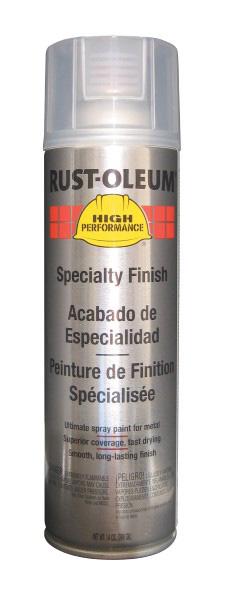 Rust Oleum High Performance V2102838 Enamel Spray Paint